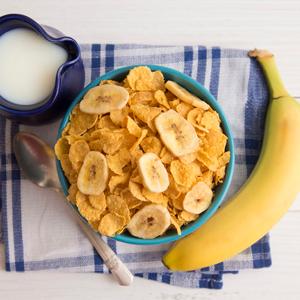 Ontbijten met de producten van Droogfruit